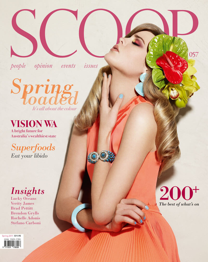 Scoop 2011 Cover